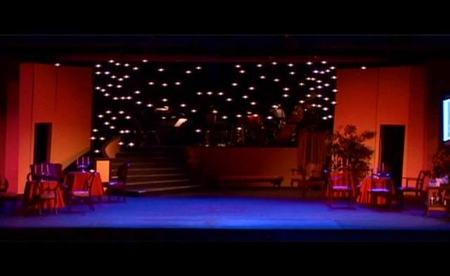 The Opening Set for Red, Hot and Cole 2008.