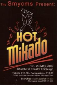 Hot Mikado Flyer