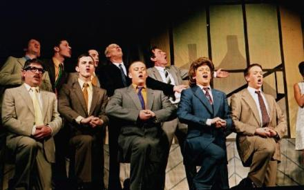 How to Succeed with so many men