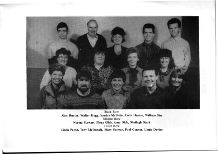 Early program photo circa 1989