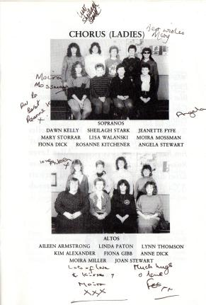 Cast List, Rose Marie